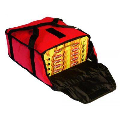 GI-Metal Red Thermal Delivery Bag 36cmx36cmx17cm