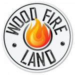Wood Fire Land logo