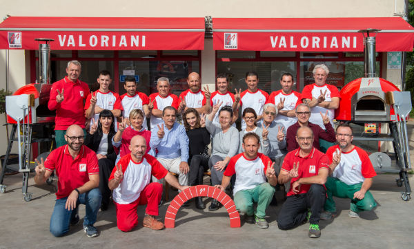 Valoriani Staff